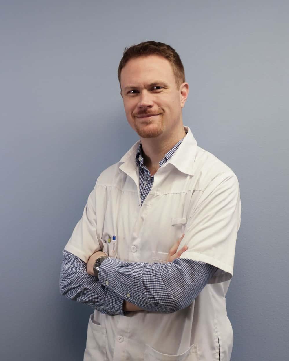 Dr Nicolas Ochs